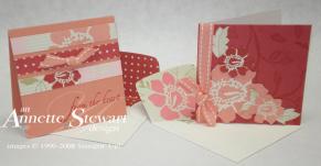 Oragami box card3