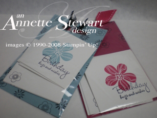 Note card gift sets