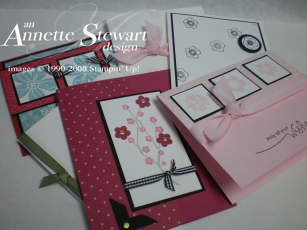 Eastern elegance card assort