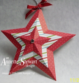 Star Bright Ornament