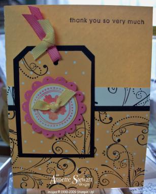Babywipe card