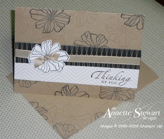 Fifth ave card:envie