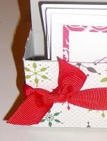 Christmas gift box sneak peek