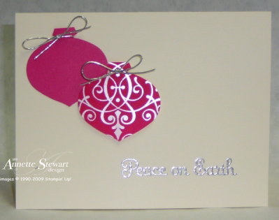 Brayer card Sample