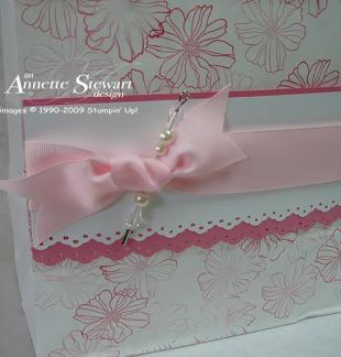 Gift bag - pink 1