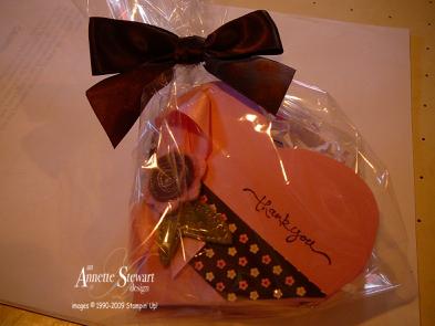 Heart treat box