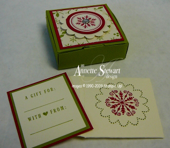 Bitty Box & Envelope