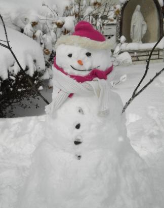Snowman feb 26 2010