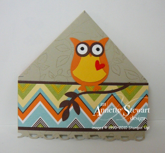 Owl bookmark2