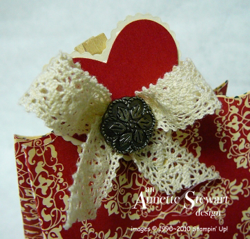 Valentine Fancy Favor Bag 2