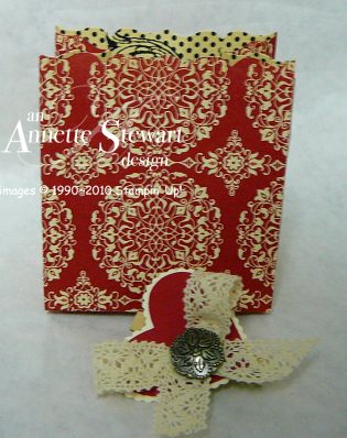 Valentine Fancy Favor Box 1