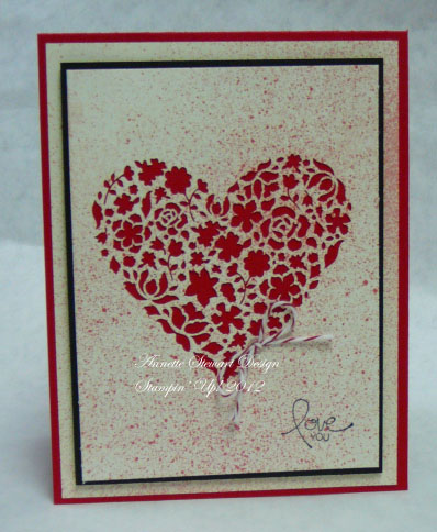 Valentine'scard copy