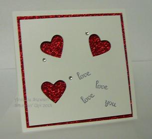 Valentine Glitter