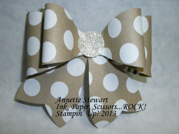 Gift Bow with tails