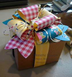 Bow giftbox