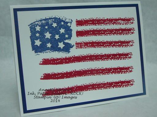 Work of art flag