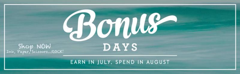 BonusDaysJULY2016